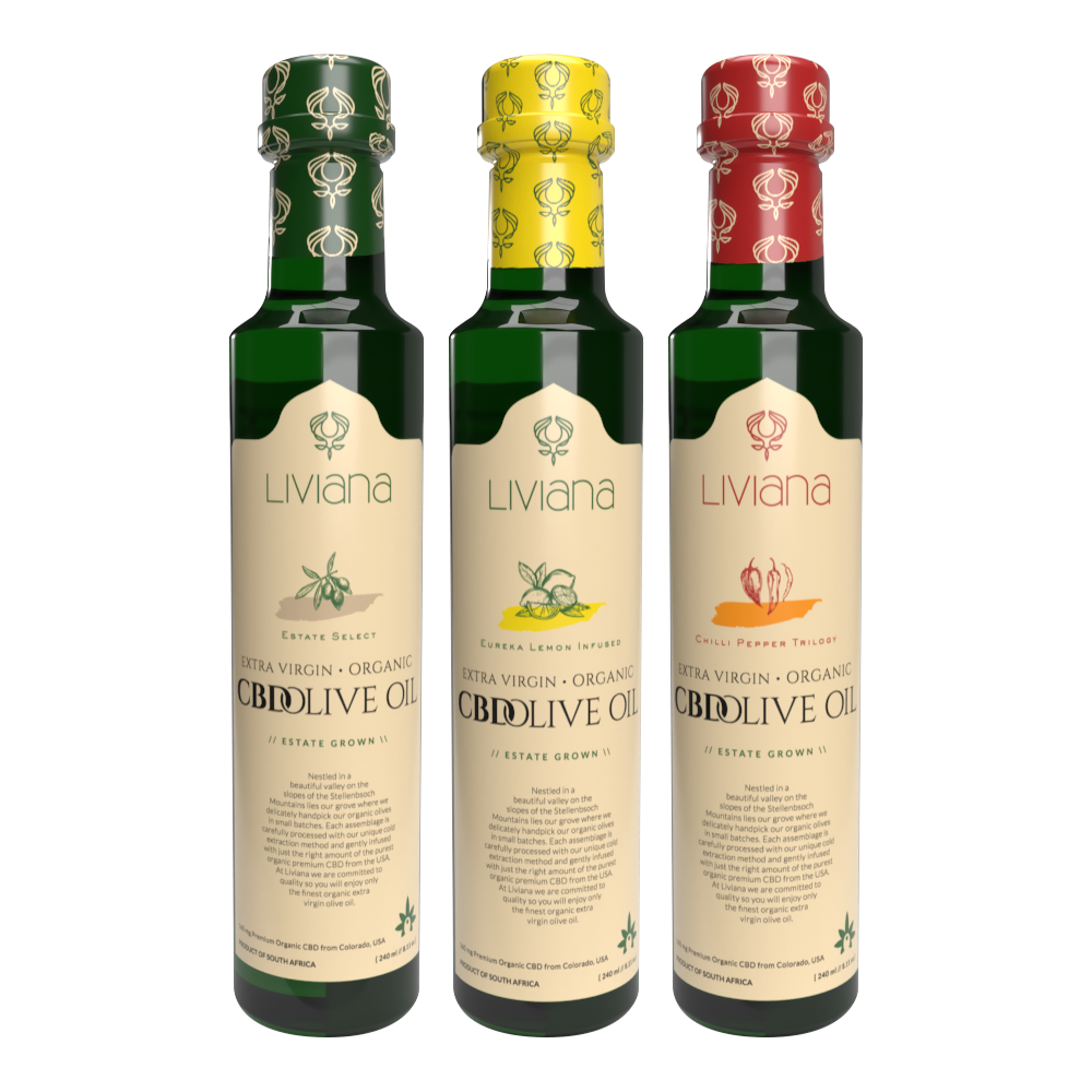 Liviana Olive Oil